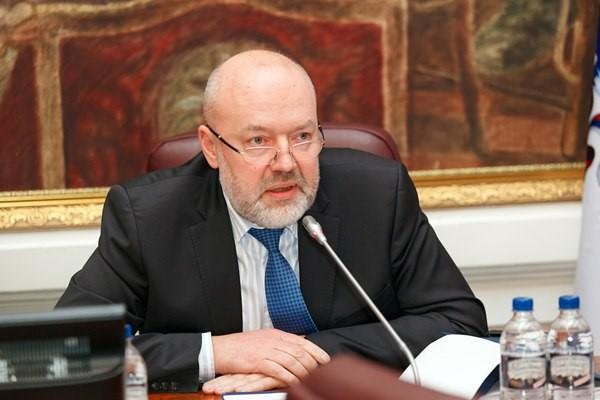 Павел Крашенинников