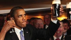Обама и пиво