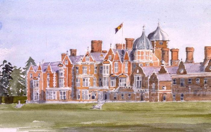 Картина Принца Чарльза