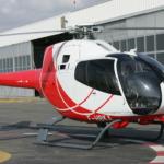 Вертолет депутата