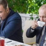 Дюмин и Путин