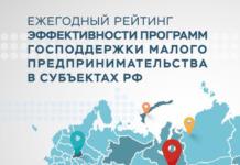 Ежегодный рейтинг малого бизнеса 2017
