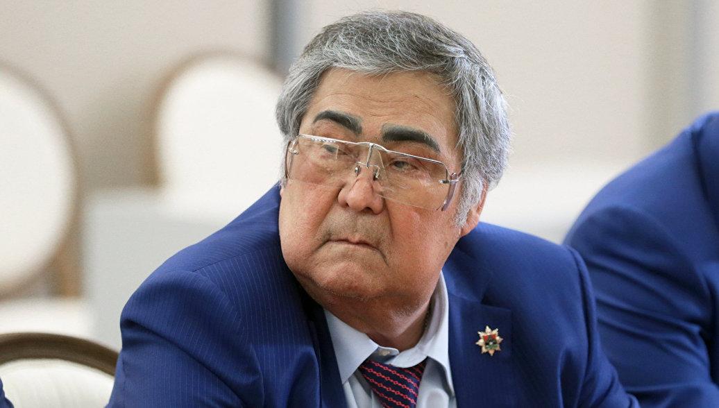 Тулеев Аман